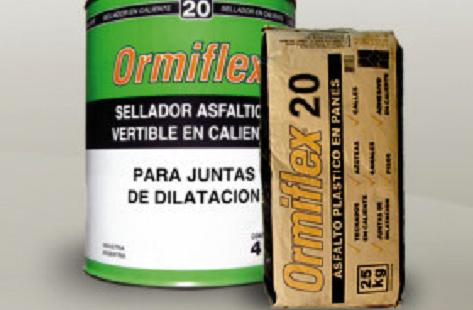 Ormiflex 20 y 20 Plástico
